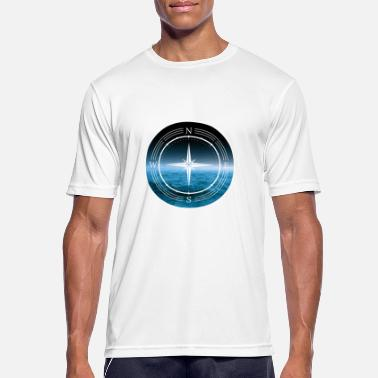 Navigator navigate - Men's Breathable T-Shirt