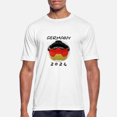2024 Germany 2024 - Men's Sport T-Shirt
