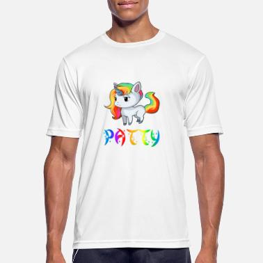 De Patty Unicorn Patty - T-shirt respirant Homme