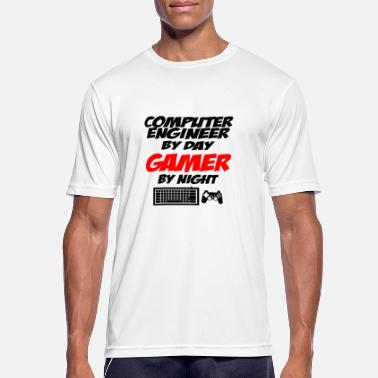 Computer Engineering Computer Engineer - Men's Breathable T-Shirt