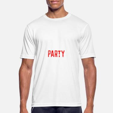 Eat Sleep Party Repeat Eat sleep party repeat - Men's Breathable T-Shirt