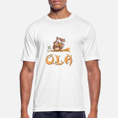 Ola Owl Ola - Men's Breathable T-Shirt