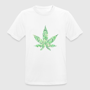 Hippie Weed Weed - Men's Breathable T-Shirt