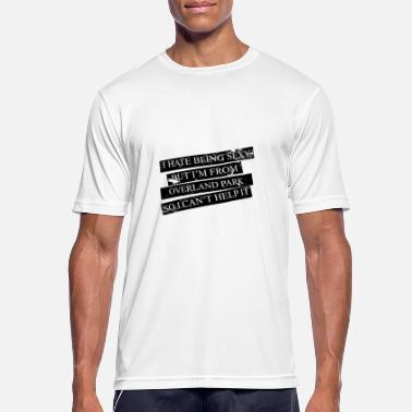 Overland Park Motive for cities and countries - OVERLAND PARK - Men's Breathable T-Shirt