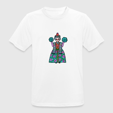 Hola chica! - T-shirt respirant Homme