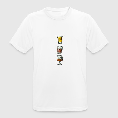 SHOTS SHOTS SHOTS - Men's Breathable T-Shirt