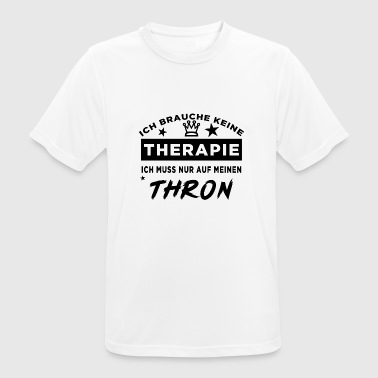 Throne Therapy - Throne - Men's Breathable T-Shirt