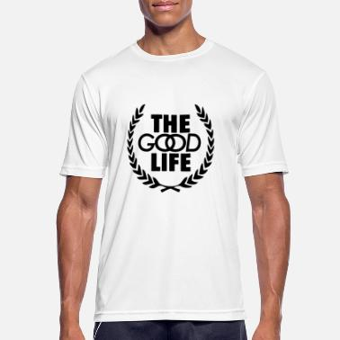 Good Life The GOOD LIFE - Camiseta hombre transpirable
