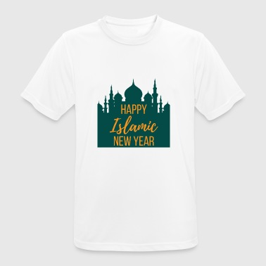 Muharram, gift, Alevis, Shiites, funeral - Men's Breathable T-Shirt