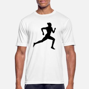 Professional Athlete Athletic - Men's Breathable T-Shirt