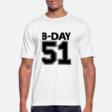 51 Jarige Verjaardag T Shirts Online Bestellen Spreadshirt