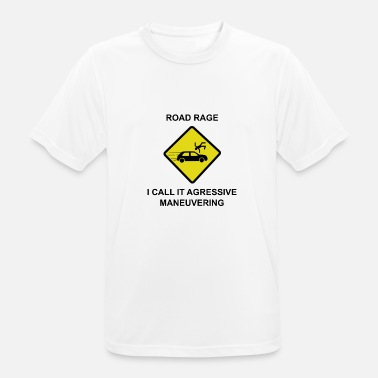 Road Rage Road Rage - Men's Breathable T-Shirt