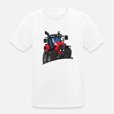 0717 Massey Ferguson 6465 T skjorte for menn | Spreadshirt