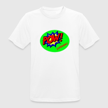 Superhero (Superhero) - Men's Breathable T-Shirt