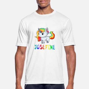 Josefine Josefine Einhorn - Sports T-shirt mænd