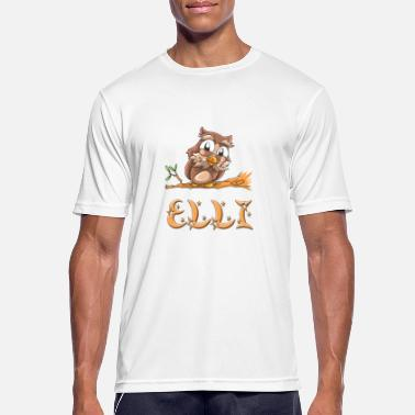 Ellinor Owl Elli - Men's Sport T-Shirt