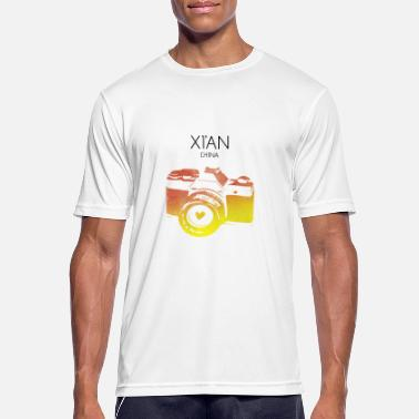 China, Xi'an - Men's Sport T-Shirt