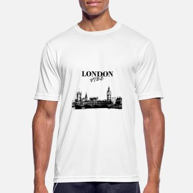 Buckinghamshire London Vibe - Männer Sport T-Shirt