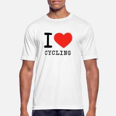 Shop I Love Cycling T Shirts Online Spreadshirt