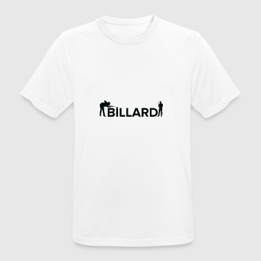 Billiard gift - Men's Breathable T-Shirt