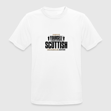 Scottish - Men's Breathable T-Shirt