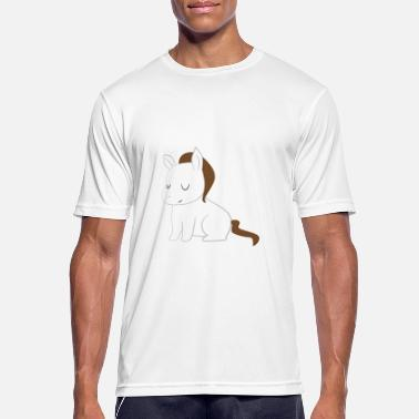 Loafers Horse - Horse T-Shirt - Horse Loaf - Loafers - Sport T-skjorte for menn