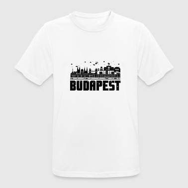 Budapest - Camiseta hombre transpirable