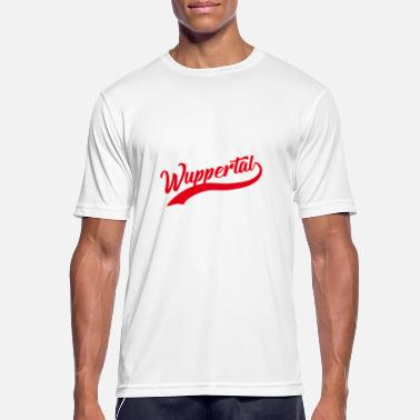 Wuppertal Wuppertal - Men's Breathable T-Shirt