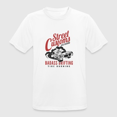 American Power Muscle Car - Men's Breathable T-Shirt