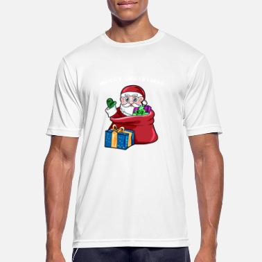 Merry Xmas merry xmas - Men's Sport T-Shirt