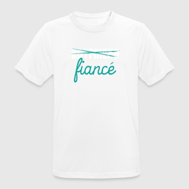 fiance - Men's Breathable T-Shirt
