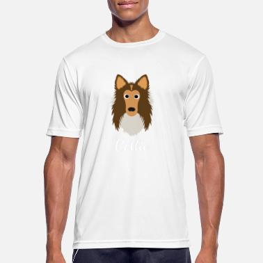 Rough Collie - Rough Collie - Men's Sport T-Shirt