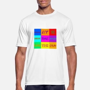 Pop Pop Culture - Men's Sport T-Shirt