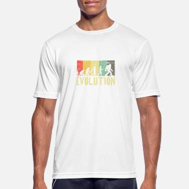 Evolution world evolution gift - Men's Sport T-Shirt