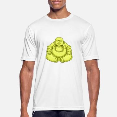 Fat Fat Buddha - Men's Sport T-Shirt