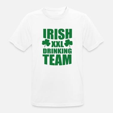 Irish SAINT PATRICK/'S DAY IRLANDA Divertente Uomo Donna Bambini T-shirt Canotta S-XXL