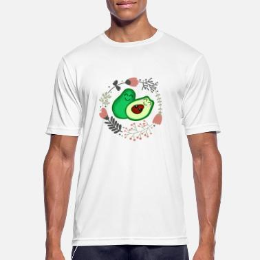 Avocado Baby Newborn Avocado Baby Pregnancy Graphic - Men's Sport T-Shirt