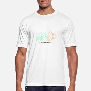 cycle - Men's Sport T-Shirt