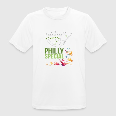 Philly Spezial American Football - Männer T-Shirt atmungsaktiv