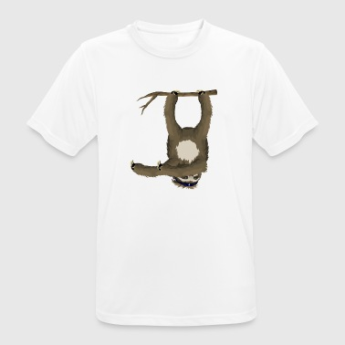 Sloth Dab Dabbing sloth - Men's Breathable T-Shirt