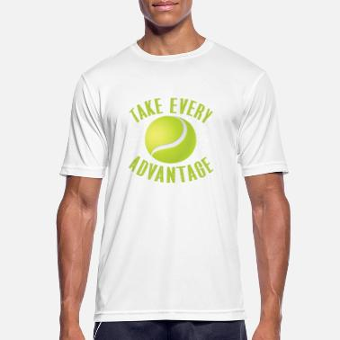 Advantage Take Every Advantage - Men's Breathable T-Shirt