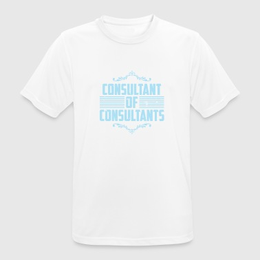 Consultant of Consultants - Men's Breathable T-Shirt