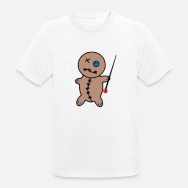 Lol Voodoo doll - Men's Breathable T-Shirt