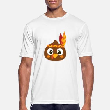 Thanksgiving Turkey Thanksgiving turkey - Men's Sport T-Shirt