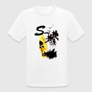 SURF - Men's Breathable T-Shirt