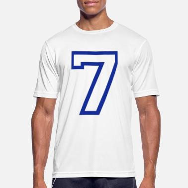 7 Número THE number seven, 7 years - Camiseta hombre transpirable