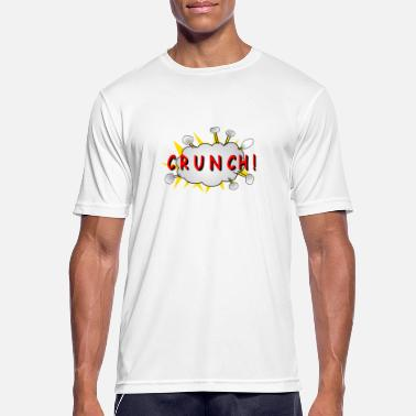 Crunch Comic CRUNCH! - Camiseta hombre transpirable