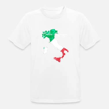 Emilia Emilia Romagna - Men's Breathable T-Shirt