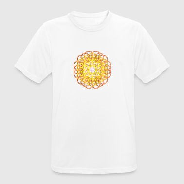 Flower of Life - Flower of Life - Men's Breathable T-Shirt