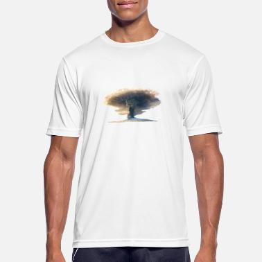 Eruption vulcanic eruption ev782 - Men's Sport T-Shirt